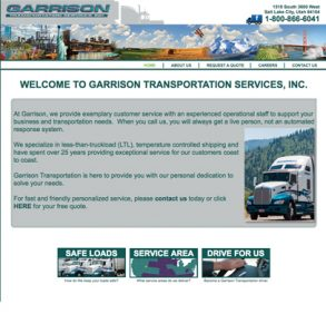 Garrison Transportation